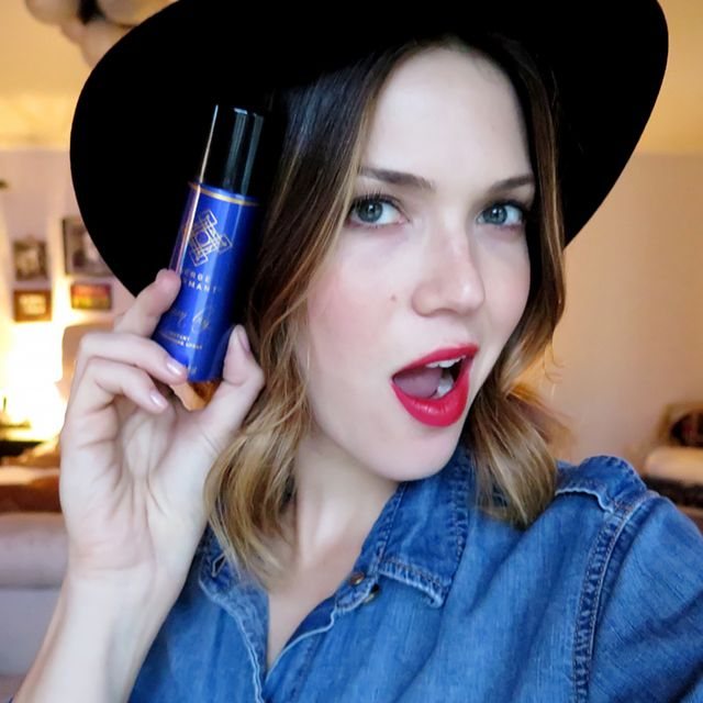 Mandy's Must-Haves: The Best Volume Spray, Perfect Red Lipstick, and More