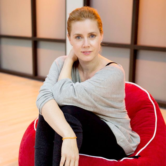 Just In: Amy Adams Talks Oprah, 50 Shades of Grey, and More