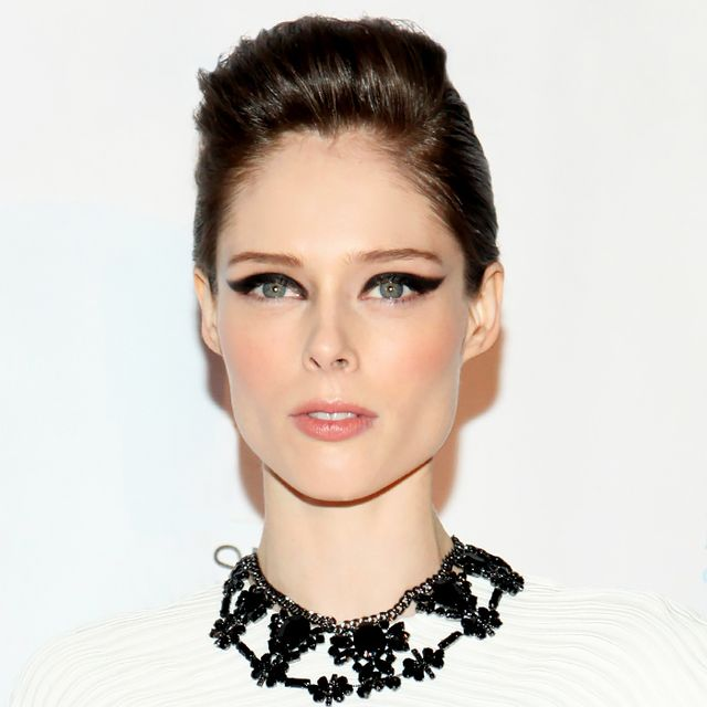 From Coco Rocha to Cara, 6 Celebs Who Know How to Rock a Cat-Eye