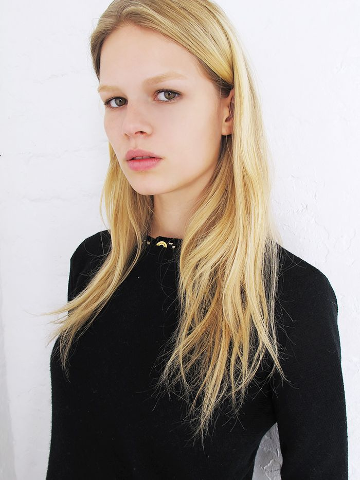 Anna Ewers By Karl Lagerfeld For: Exclusive: Model Anna Ewers On Balenciaga, Beer DIYs, And