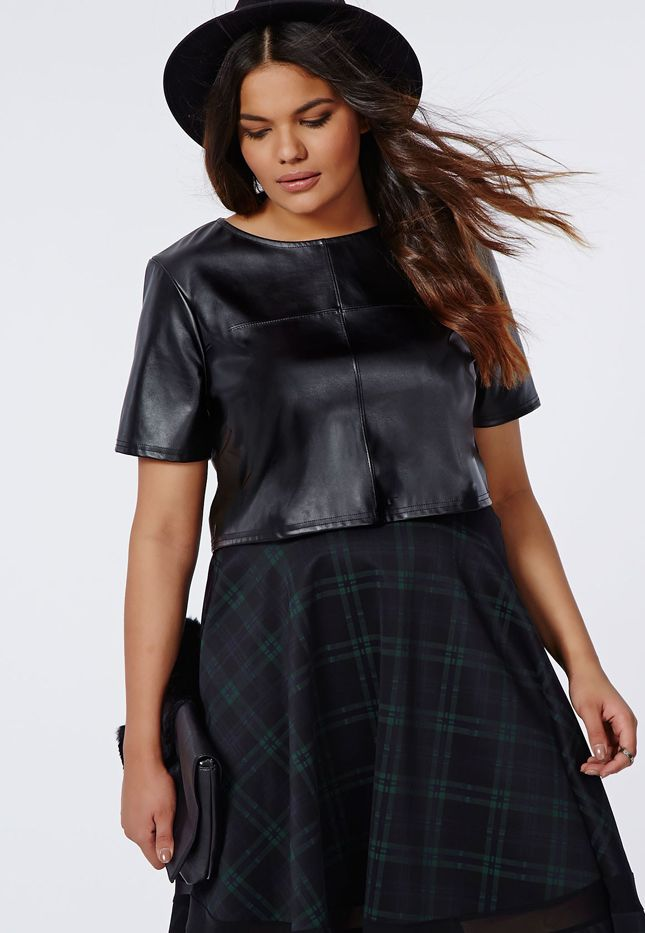 Plus-Size Ladies, Rejoice! A Chic New Line Is Here