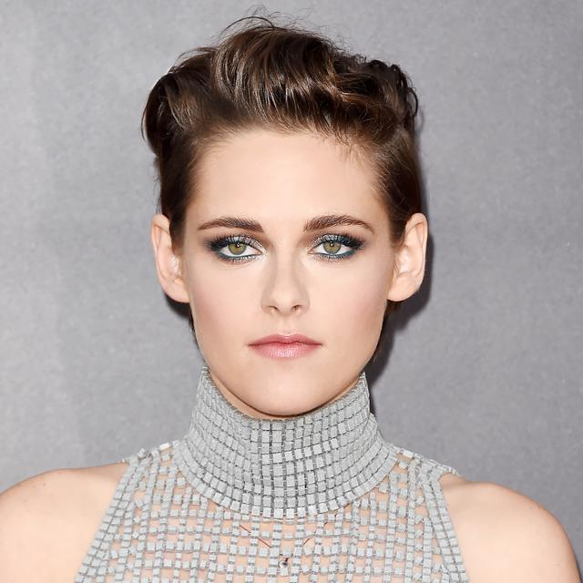 Kristen Stewart's Metallic Smoky Eye, Plus More Celeb
