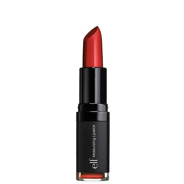 e.l.f. Studio Moisturizing Lipstick in Red Carpet