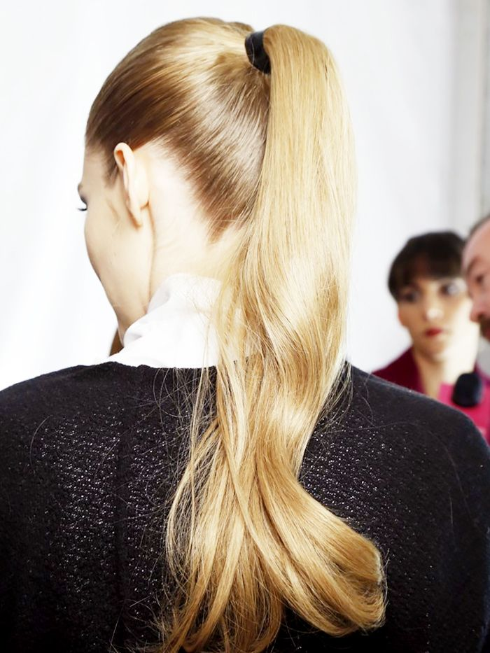3 Trick For How To Make Your Ponytail Full  7ff5b958f7a
