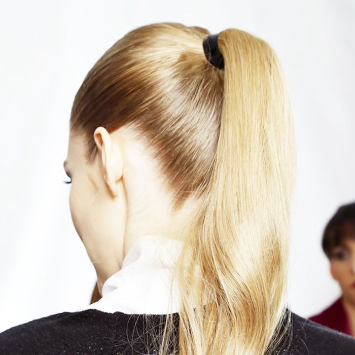 3 Trick For How To Make Your Ponytail Full Byrdie