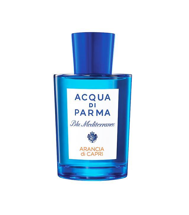 Acqua di Parma Blu Mediterraneaneo Arancia di Capri: The Stylish Italian