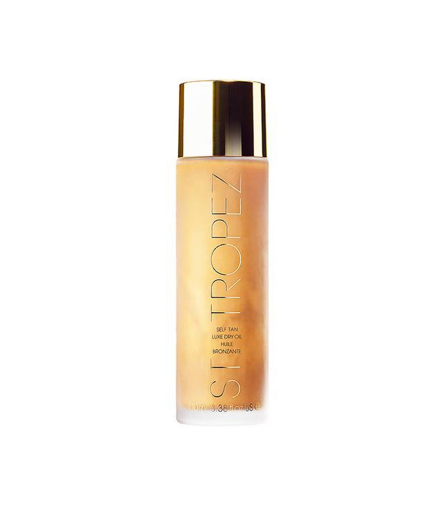 St. Tropez Self Tan Luxe Dry Oil