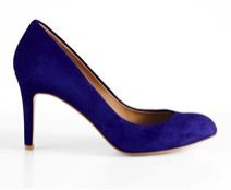 Ann Taylor  Perfect Suede Pumps