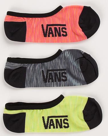 Vans Crash Canoodle 3 Pair Pack of Socks