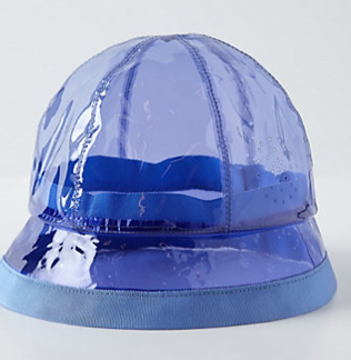 Tracy Watts Crystal Showers Cloche