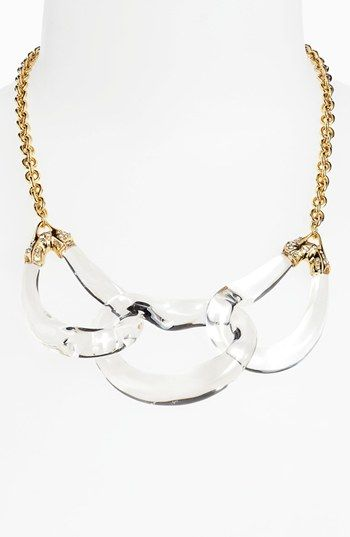 Alexis Bittar Ophelia Frontal Necklace