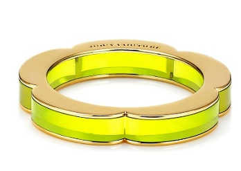 Juicy Couture Skinny Lucite Bangles