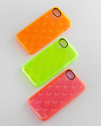 Marc by Marc Jacobs Jelly Dots iPhone 5 Cases