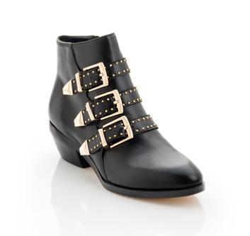 ShoeMint Francoise Boots