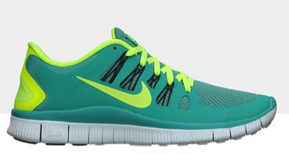 Nike Free Free 5.0+ Running Shoes
