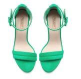 Zara Medium Height Sandals