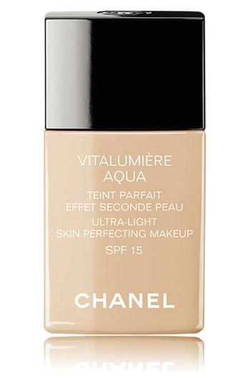 Chanel Vitalumiere Aqua Ultra-Light Skin Perfecting Makeup