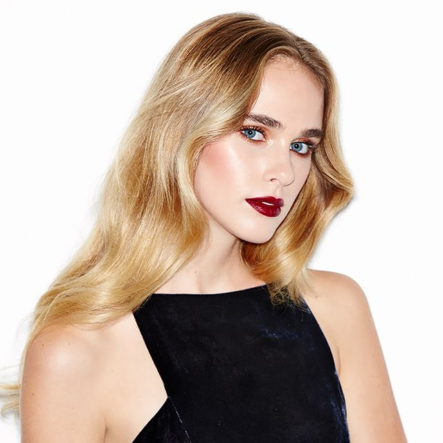 How-To: A Shimmering Holiday Party Beauty Look