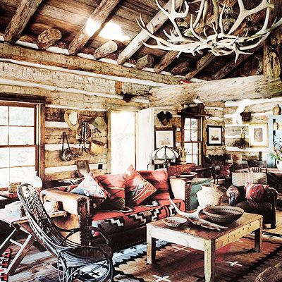 31 Essentials for the Rustic Cabin Look