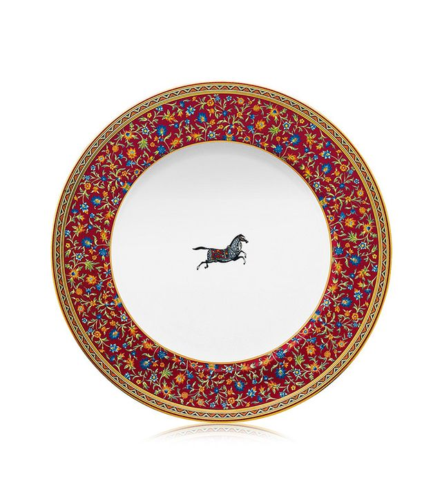 Hermès Cheval d'Orient American Dinner Plate