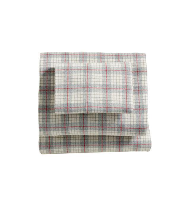LL Bean Heritage Chamois Flannel Sheet Set