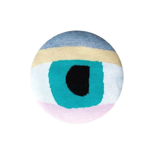 Someware Goods Pretty Eye Chair Pillow