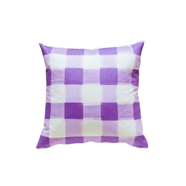 Caitlin Wilson Textiles Burnside Buffalo Check Pillow