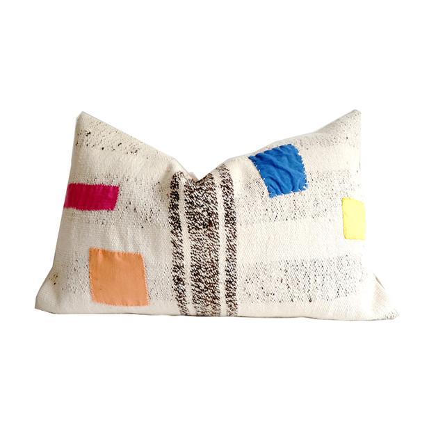 Sukan Vintage Kilim Pillow Cover
