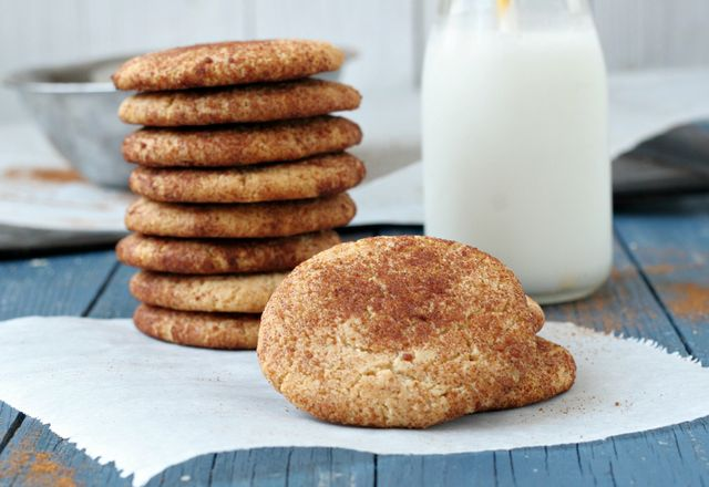 These Resolution-Approved Snickerdoodles Are Your Newest Vice