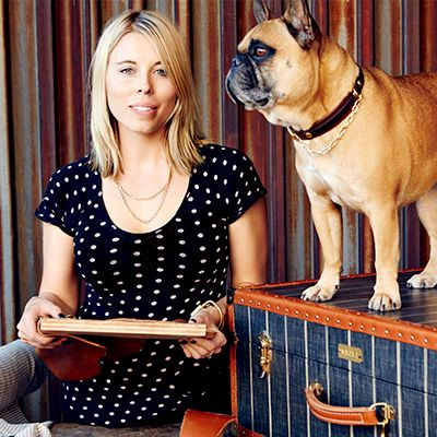 Meet aDog-Loving LA Designer Who's Transforming Pet Décor