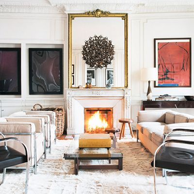 See the Chic Paris Apartment of a Globe-Trotting Photographer