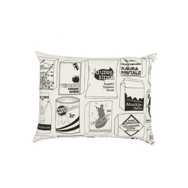 Saana ja Olli Kauppareissu Pillow Cover