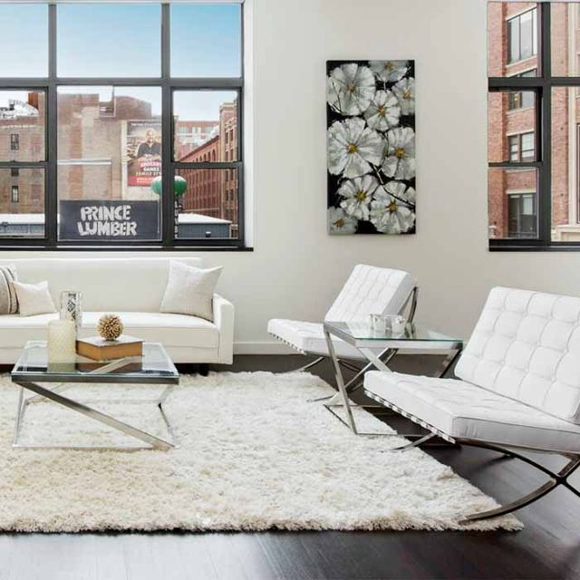 Check Out Olivia Wilde's Ultra-Modern New York Apartment