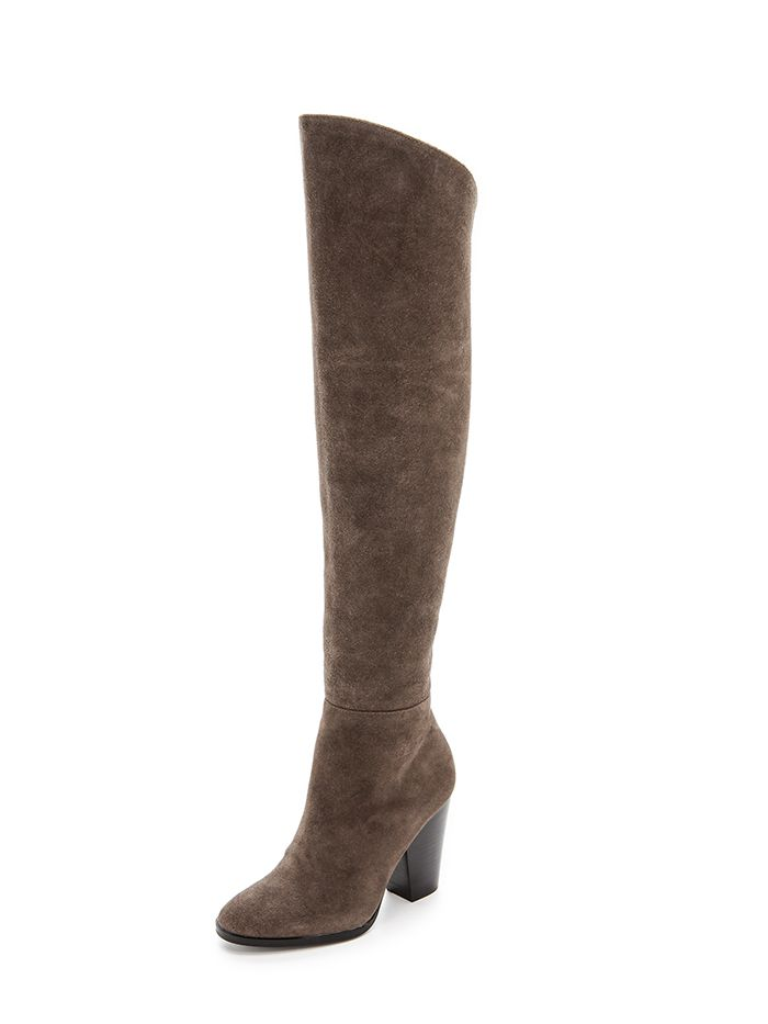 053e58e6cbee Chinese Laundry Riley 50/50 Over-the-Knee Stretch Boots ($90). Pinterest