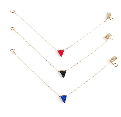 Iwona Ludyga Design Tribe Beaded Flag Bracelet