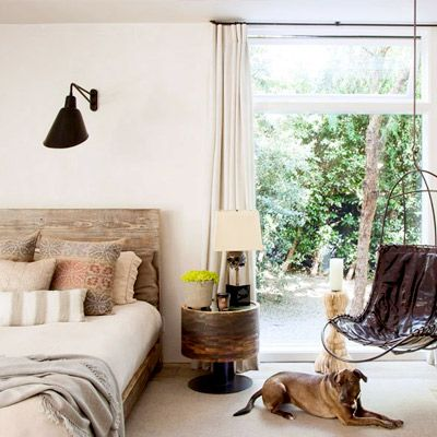 From George Clooney to Julianne Moore, Inside Our Favourite Celebrity Bedrooms
