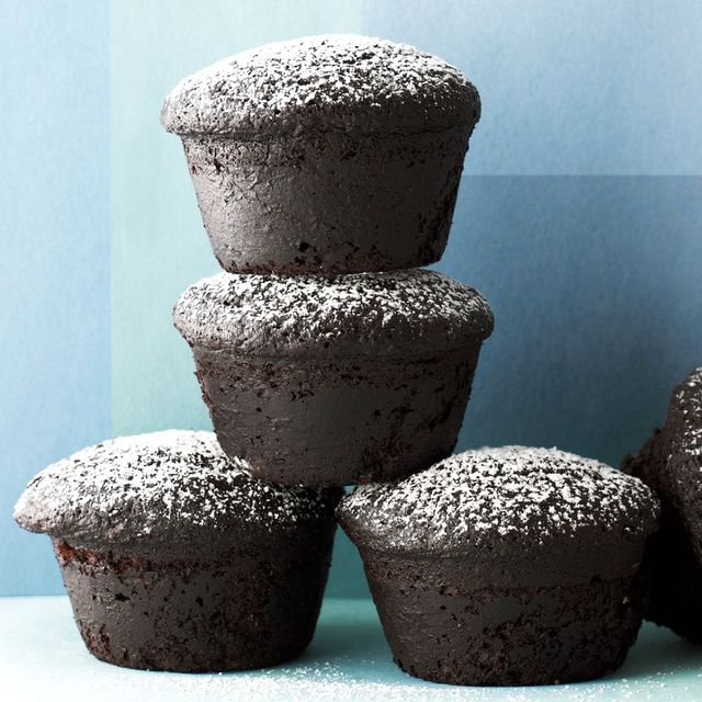 These Peanut Butter-Filled Chocolate Cupcakes Will Blow Your Mind