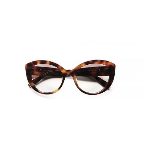 Sherrs 55mm Modified Cat's-Eye Sunglasses