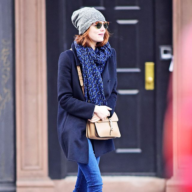 Emma Stone Is Clearly Obsessed With These Boots