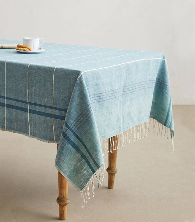 Anthropologie Bayside Tablecloth
