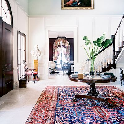 Home Tour: Inside a Classical Hamptons Mansion
