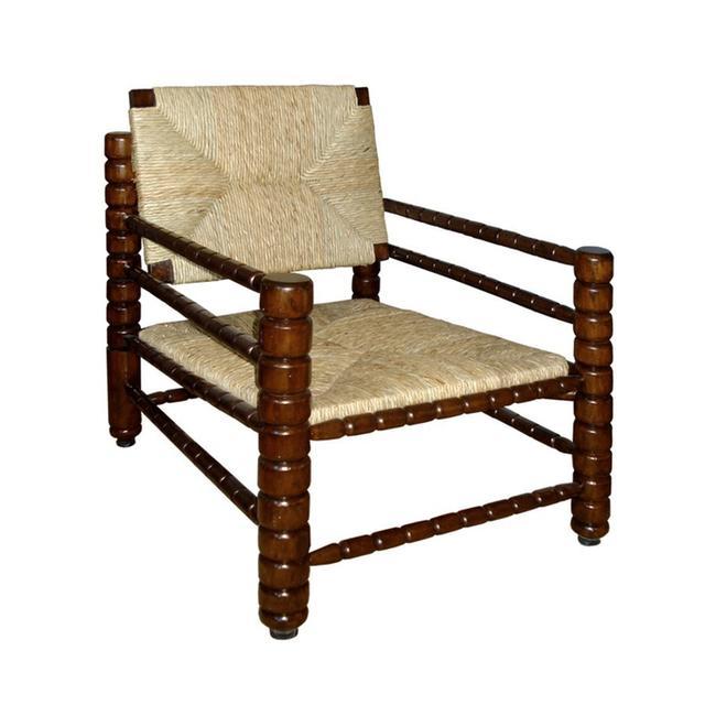 Hollywood at Home Bobbin Chair