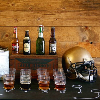 Stylish Ideas for the Ultimate Super Bowl Party