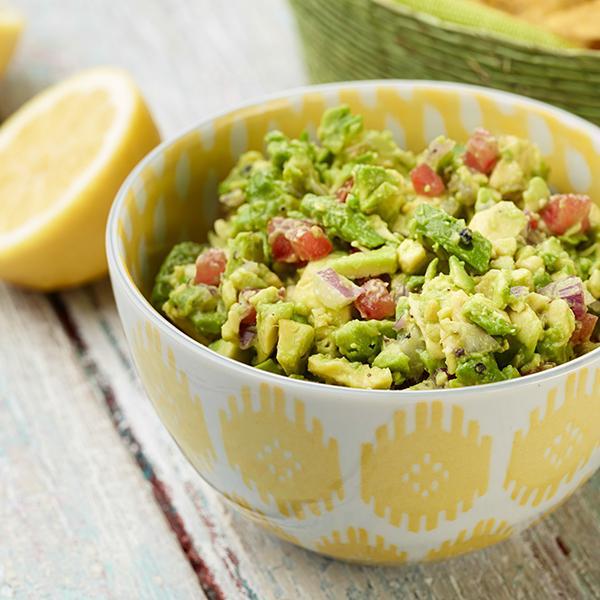 Ina Garten's Irresistible Chunky Guacamole Recipe