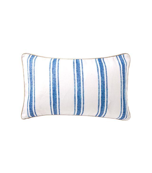 Zara Home Linen Stripes Pillow