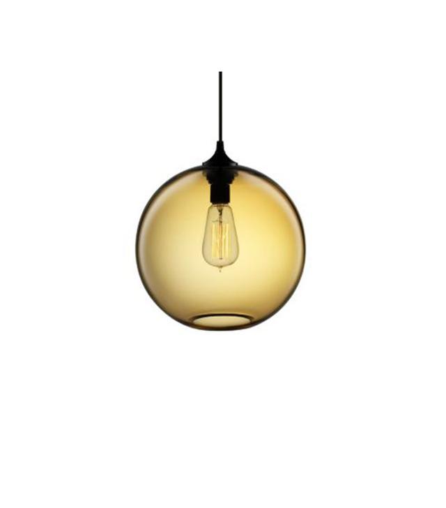 Jeremy Pyles Solitaire Modern Pendant Light