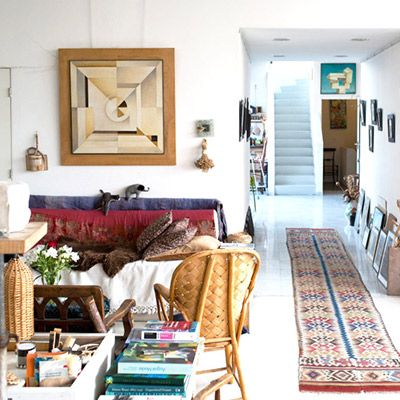 Inside the Beautiful, Creative Spaces of 10 Artists