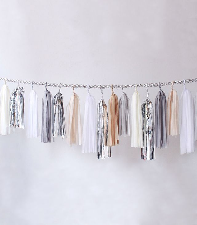 Confetti System Deluxe Twist Rope Garland