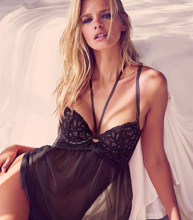Victoria's Secret Necklace-Strap Babydoll
