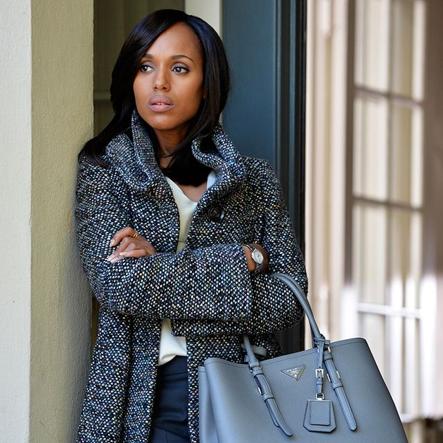 9 Looks That Prove Olivia Pope Has The Best Coat Game on Television
